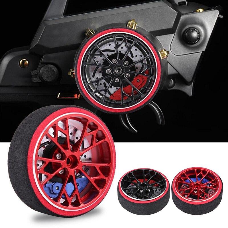 Controlador de Control remoto RRS de aleación de aluminio rueda de mano SANWA M11 X MT4 4 S MX-V accesorios RC