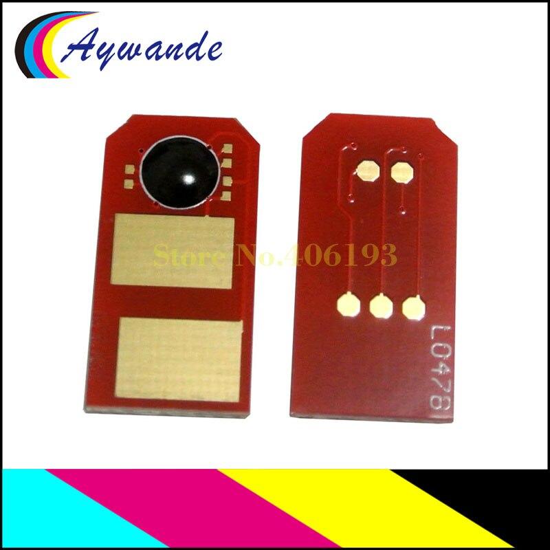 4x Toner chip para oki C332 C332dn MC363 MC363dn C332 dn MC363 dn chips de reinicio de cartucho EUR versión