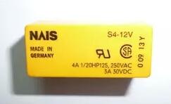 حار جديد S4-12V S4 12V 12VDC DC12V NAIS DIP12