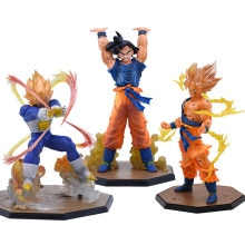 Dessin animé Dragon Ball Z Zero végéta Son Goku Genki Dama esprit bombe figurine jouet Dragon Ball Super Saiyan figurines Brinquedos