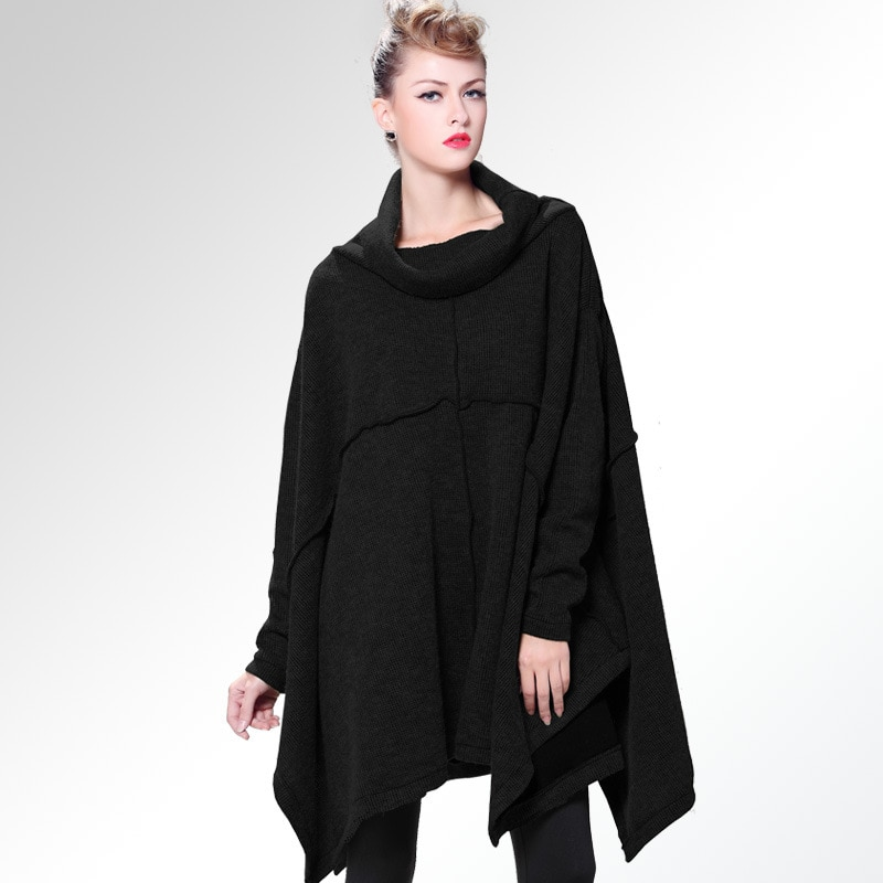 Autumn winter maternity dress New Fashion Pregnant women long coat Loose Knit sweaters maternity clothing enlarge