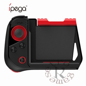 PG-9121 Wireless Bluetooth 4.0 Gamepad Gaming Controller For Android IOS Smartphone Tablet PC TV Box