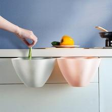 Boîtes de rangement de cuisine   Armoire multifonctions poubelle, étagère de rangement suspendue, support de rangement des débris, organiser la boîte de rangement de la salle de bain