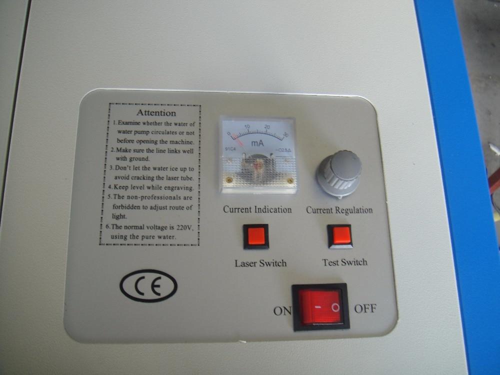 Free Shipping Version KT-3020 Laser Co2 40W CNC Laser Cutting Machine Laser Engraving Machine P1 configuration