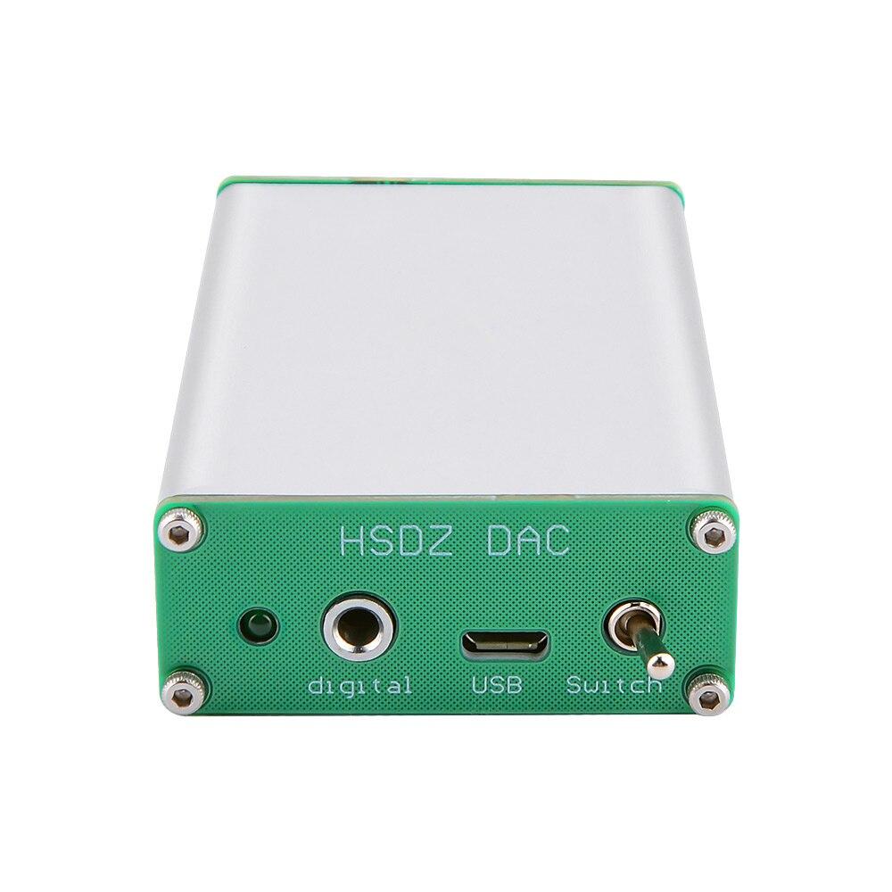 AIYIMA-miniamplificador de auriculares PCM2706, decodificador de Audio HIFI, DAC, tarjeta de sonido...