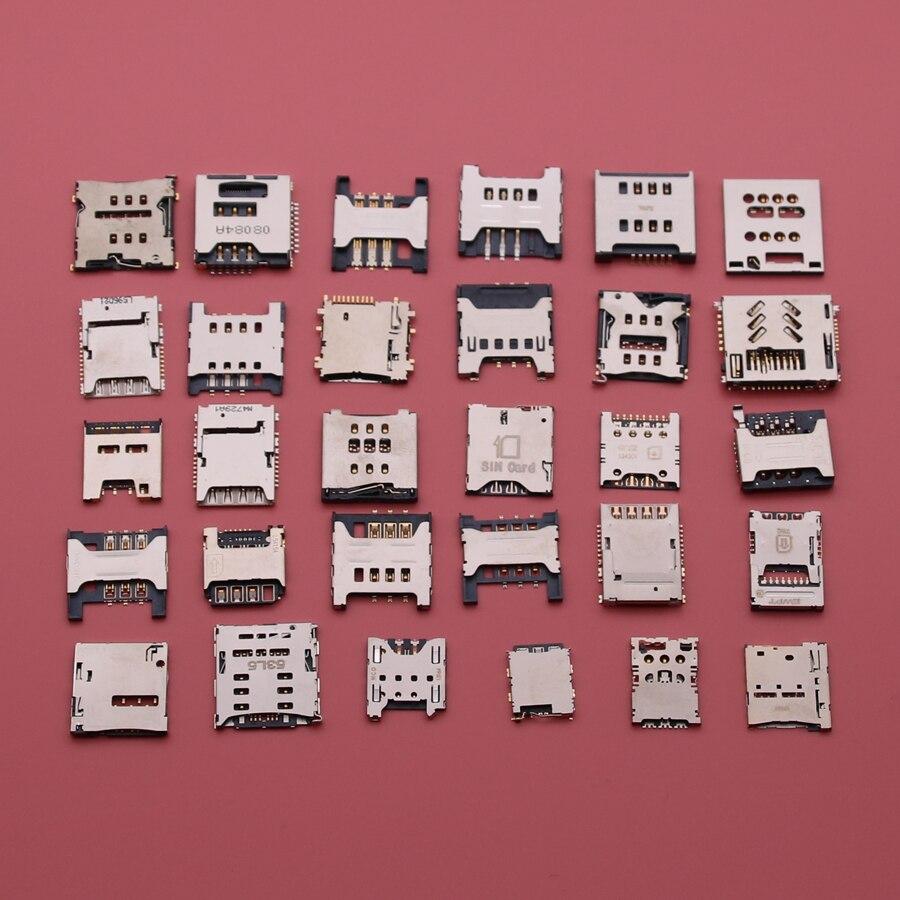 30 نموذج حامل بطاقة SIM ، موصل متوافق مع Samsung AUSU ، Xiaomi ، Huawei ، Lenovo ، iPHONE ، NOKIA ، MOTOROLAY ، BLACKBERRY