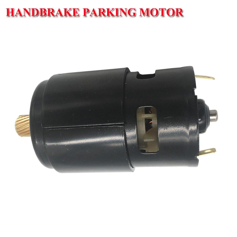 Motor Do Atuador de Freio De estacionamento Para BMW X5 E70 2007-2013X6 E71 E72 2008-2014 34436850289 Preto