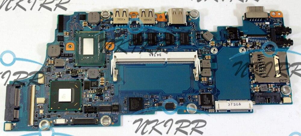FAU2SY1 A3267A A3267 I3 CPU 2GB RAM placa base para Toshiba Portege Z935 Z930 Z930-S9301