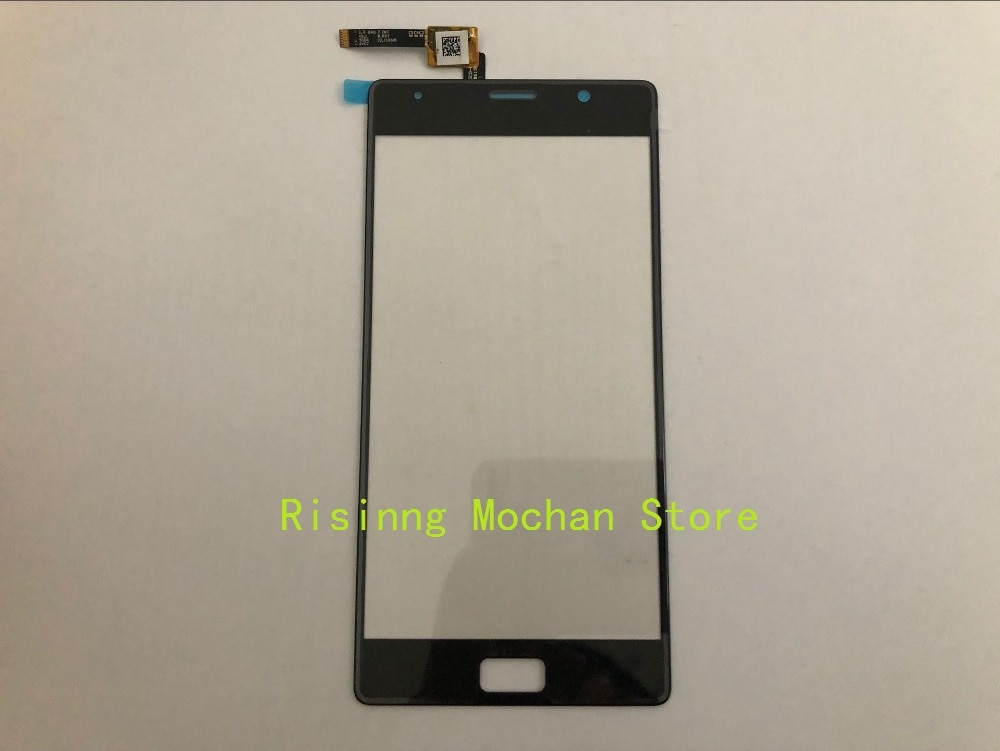 "Para Philips Xenium x598 nuevo 5,5 ""Panel frontal sensor de pantalla táctil teléfono móvil Pantalla de Cristal digitalizador de repuesto"