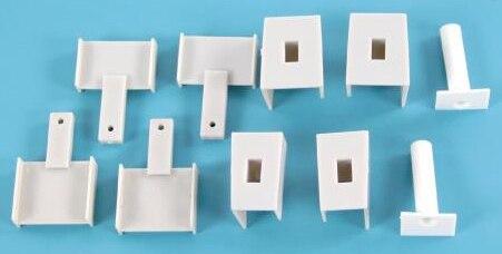 Peças de plástico para Freewing 64mm F18 EPO RC Avião FJ10711 092