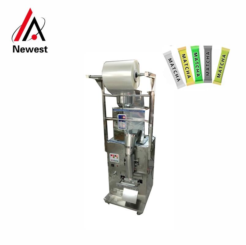 Máquina Envasadora automática de caramelos en polvo, chips, semillas, frutos secos, té