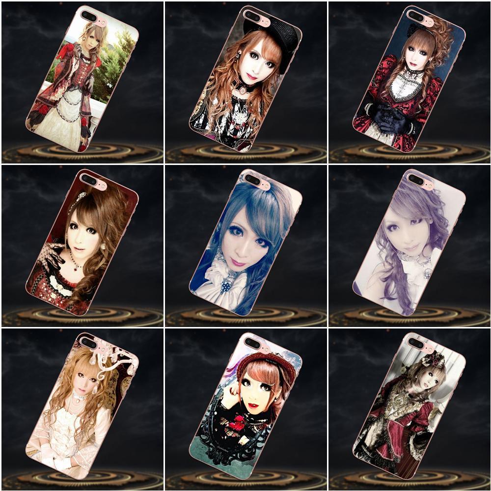 Para LG G4 G5 G6 K4 K7 K8 K10 2017 V10 V20 V30 Stylus Nexus 5 5X G2 G3 mini espíritu fotos personalizadas teléfono negro caso Hizaki