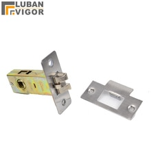 Room lock Single tongue lock,Handle lock body,Hole pitch50mm ,Door lock repair parts, doorhome Hardware