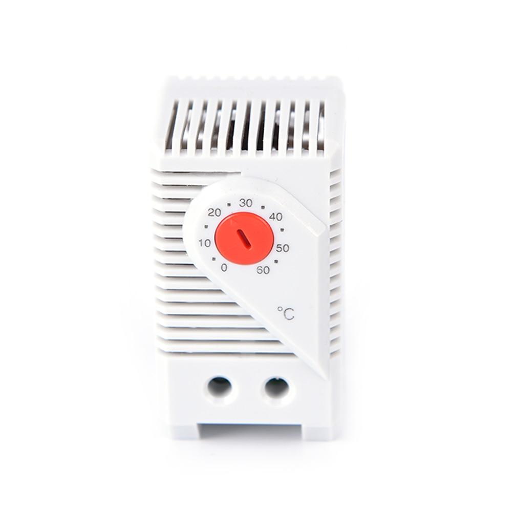 Superior kto 011 compacto normalmente fechar (nc) controlador de temperatura termostato do armário stego mecânico termoregulador