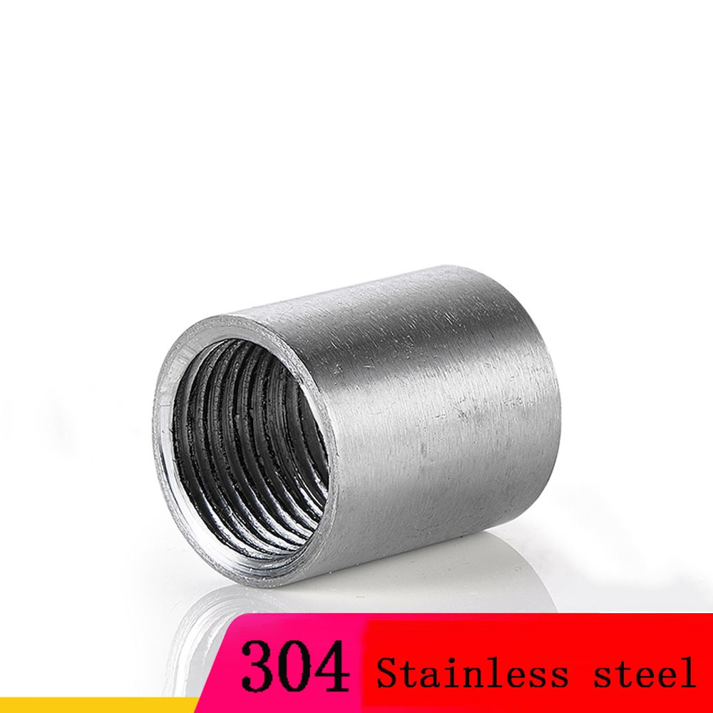 Фото - Water connection Adpater 1/8 1/4 3/8 1/2 3/4 1 1-1/4 1-1/2 Stainless Steel SS304  Fuel Female Threaded Pipe Fittings water connection adpater 1 8 1 4 3 8 1 2 3 4 1 1 1 4 1 1 2 female threaded pipe fittings stainless steel ss304
