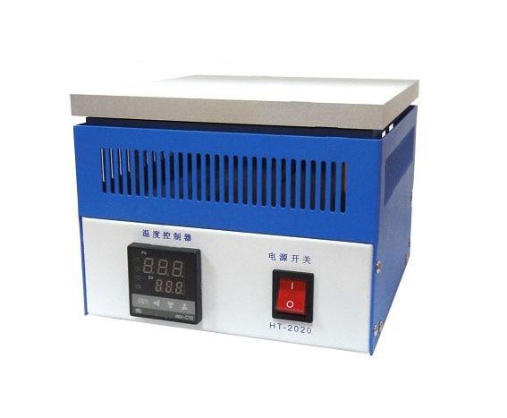 Free shipping HT-2020 heating thermostats preheating station BGA soldering station 200 * 200mm 220v