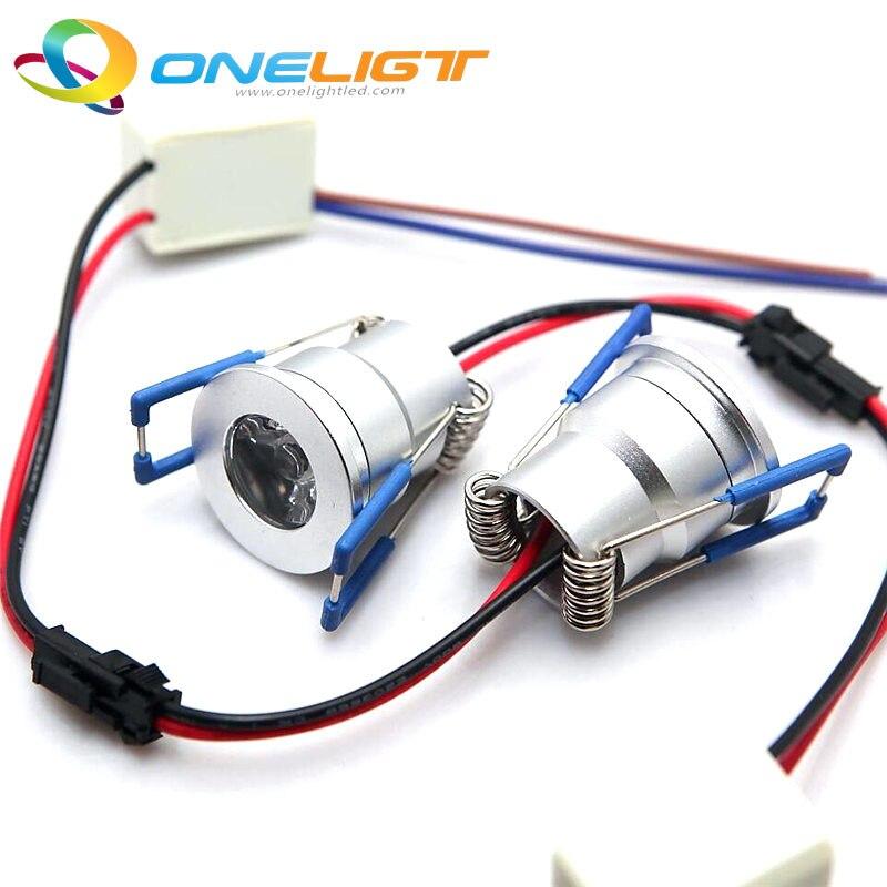 Mini Dimmable Recesso LEVOU downlight AC110V 3W escurecimento luz LED Spot levou teto lâmpada 220V frete grátis