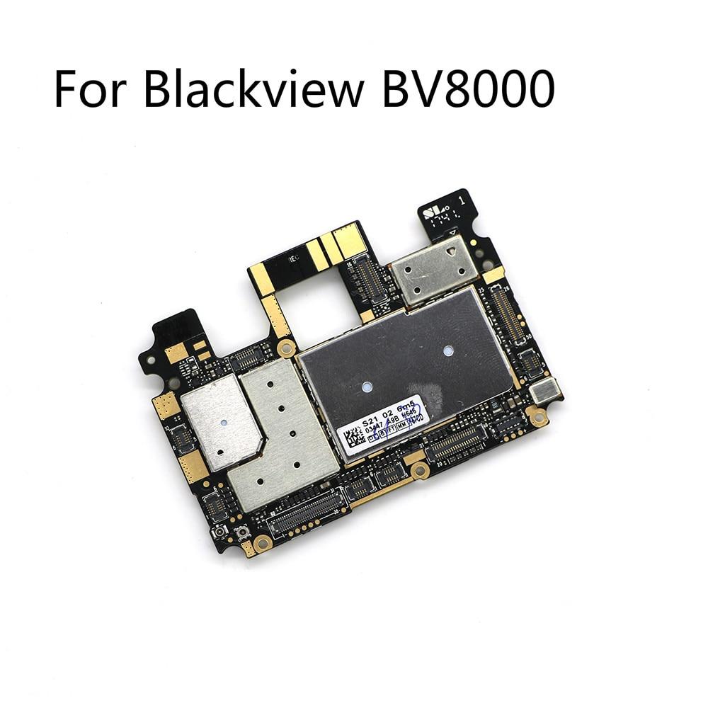 Placa base Original de 6G + 64G ROM Motherboard flex Cable Junta Blackview BV8000 Pro Android 7,0 MTK6757V Octa core teléfono