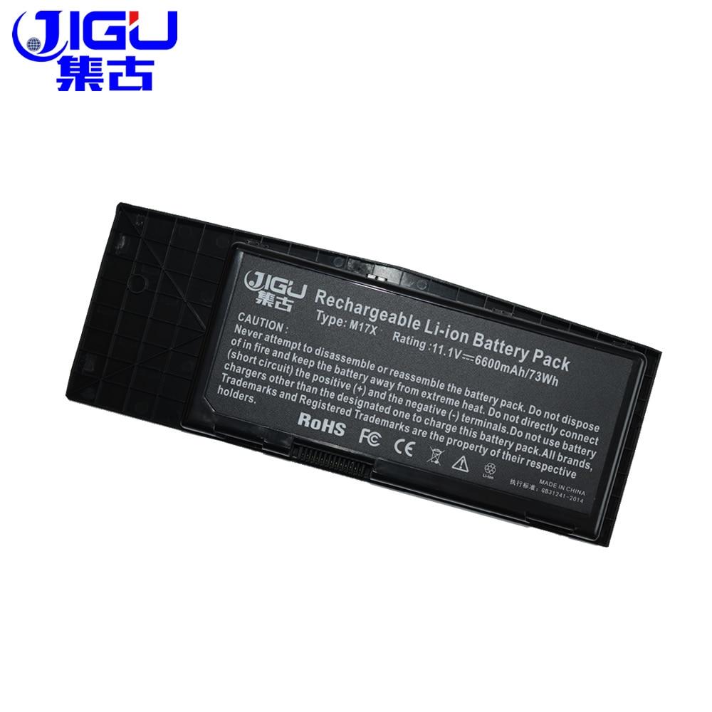 JIGU portátil batería de 318-0397 7XC9N C0C5M 451-11817 BTYVOY1 para DELL Alienware...