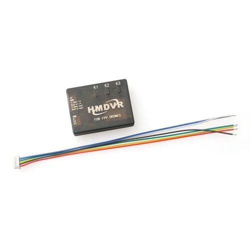 HMDVR Мини цифровой видео аудио рекордер 30fps для FPV дронов квадрокоптера Q250 F16394 Детали и аксессуары      АлиЭкспресс