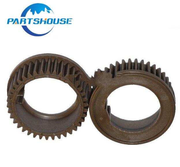10Pcs Upper fuser roller gear 2C920170 2KK25170 38T for Kyocera KM-1620 KM-1650 km2050 km2550 km1635 km2035 Heat roller gear Z38