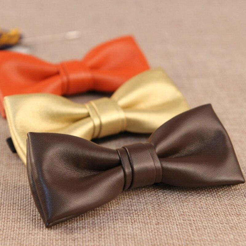 10 اللون الراقية الأعمال الكلاسيكية الرجال بووتي الصلبة بو الأسود الأبيض الأحمر الأزرق القوس العلاقات للرجال أزياء مصمم 100 قطعة/الوحدة