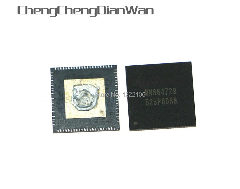 Chengchengdianwan 3 pçs original novo mn864729 hdmi ic para ps4 CUH-1200 ic