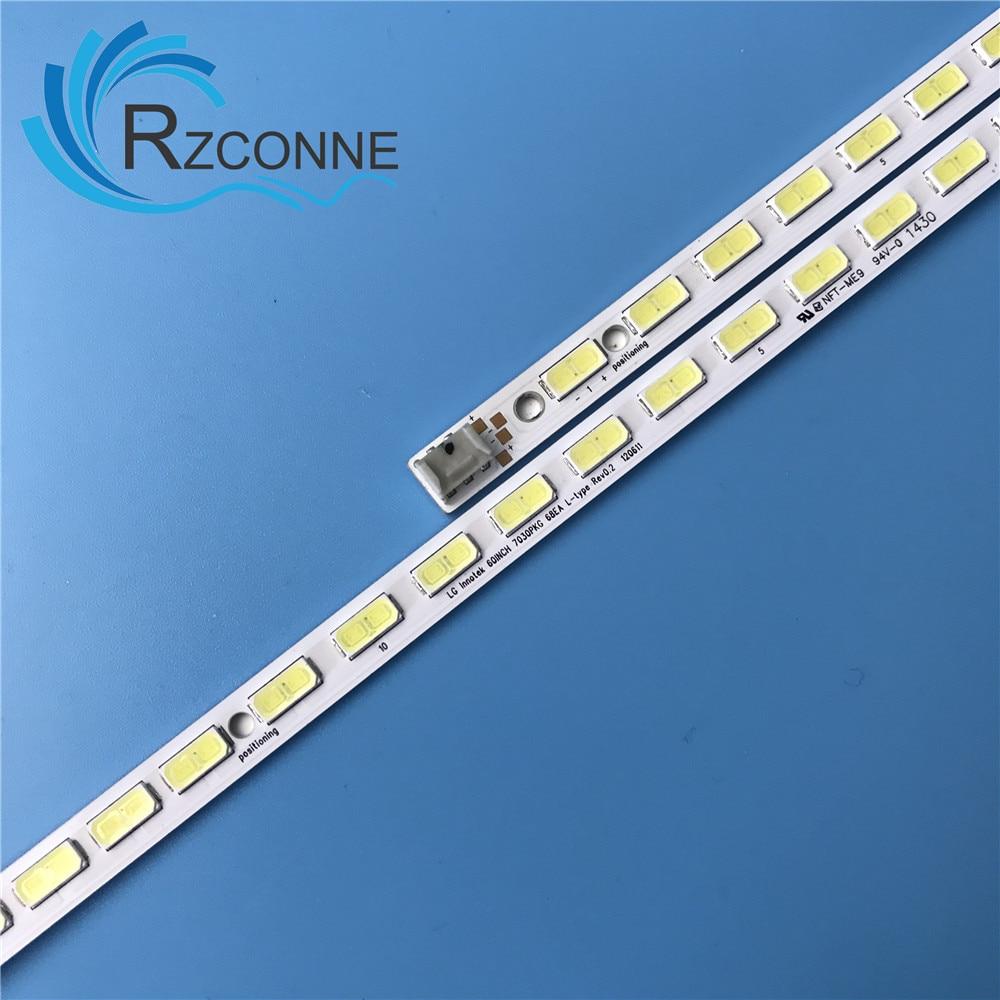 LED الخلفية مصباح قطاع ل GA0361TPZZ LC-60LE640U LC60SQ15 60LE600U 60LE650u 60le657u 60Le640U B1824-0MA01 2012SSP60 60E610E