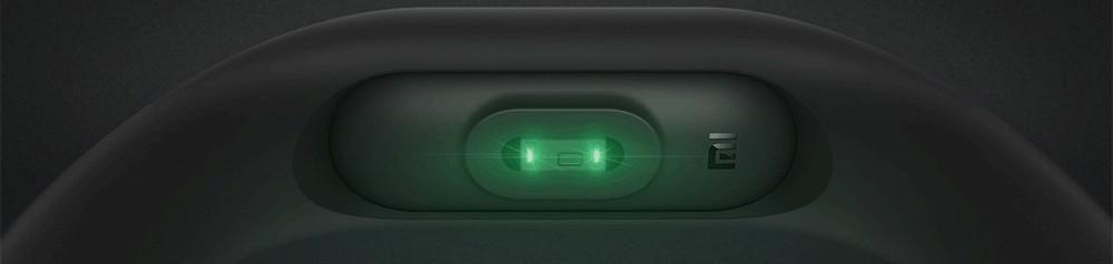 Originale xiaomi mi kompania 2 miband inteligentne centrum vigilanza del braccialetto del nadgarstek monitor oled sonno touchpad della frequ 5