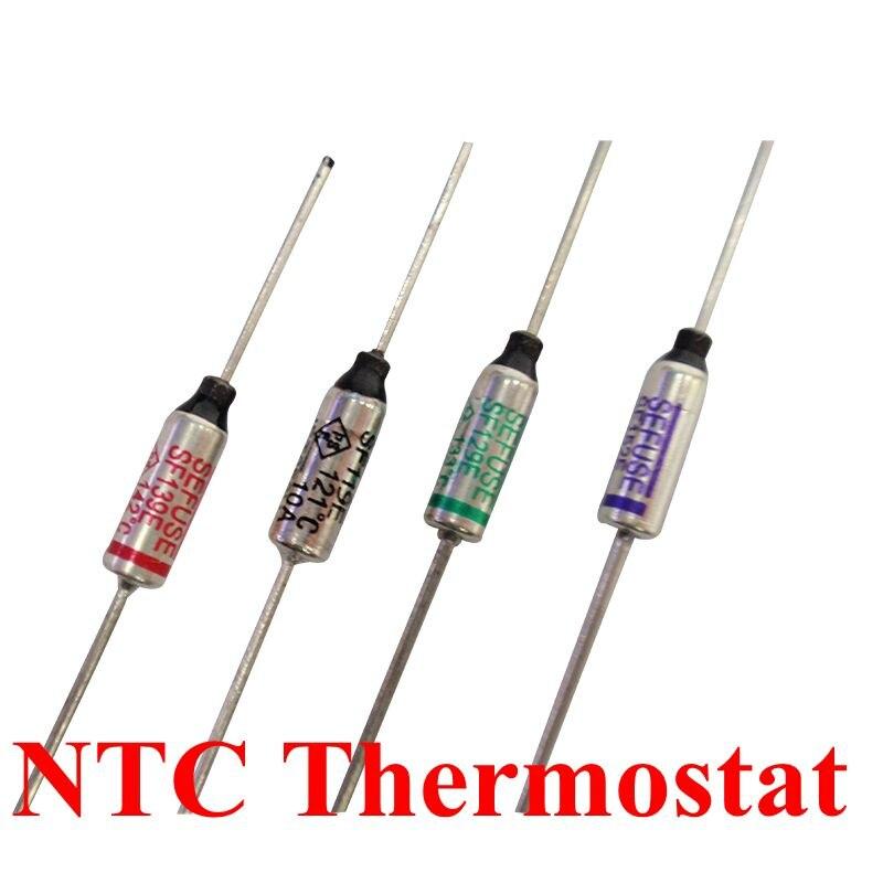 10 pçs/lote SF70E SF70Y 10A Fusível Térmico/15A 250 V RY 73C Termofusíveis Tf73C Graus de Temperatura Fusíveis Nova