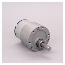 JGB37-520  6V 12V 24V 37mm Micro DC deceleration Gear Motor with Reversal for Robot ,Shredder,Electric oven ,Electric lock, etc.
