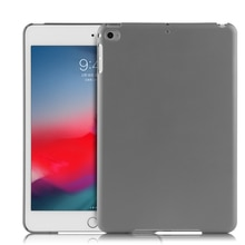 Slim Plastic Hard PC Business Book Back Funda Shell Case Cover For Apple iPad Mini 5 Mini5 A2133 A2124 A2126 7.9 inch +Film +Pen