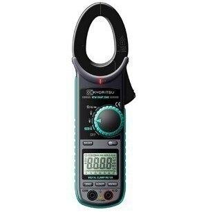 KYORITSU 2056R CATIV 600V  Digital AC/DC Clamp Meter 1000A with True RMS  and Temperature