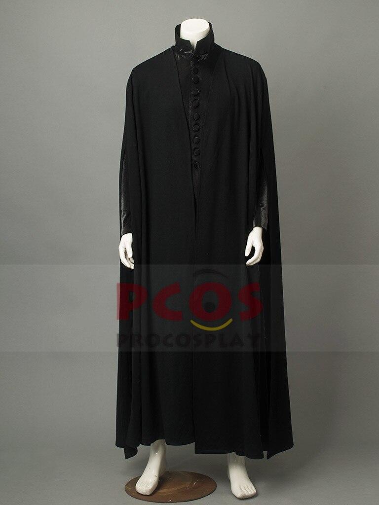 Escuela Hogwarts Severus Snape Cosplay traje potter cosplay traje mp002904