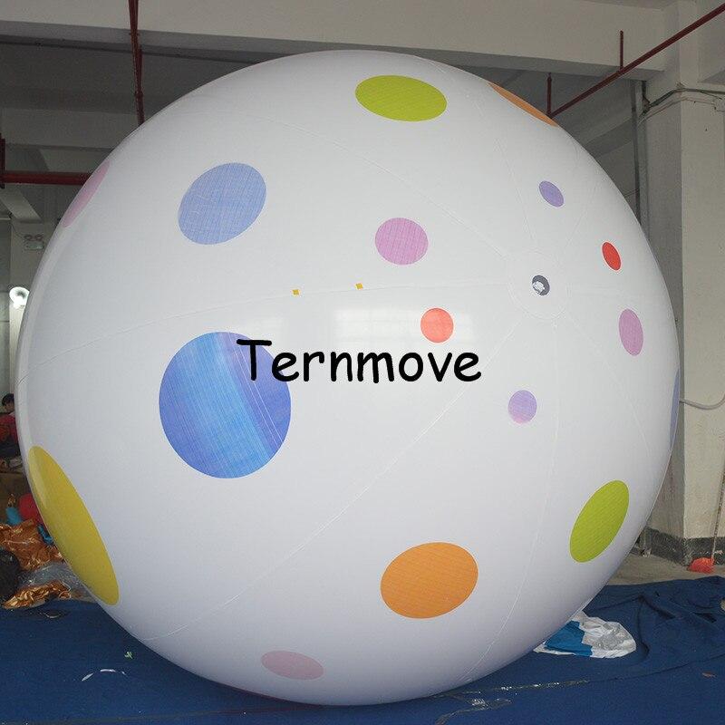 Bola inflable de huevo de Pascua kinder PVC globo de cielo inflable forma de huevo juguetes de globos para la decoración al aire libre de Pascua