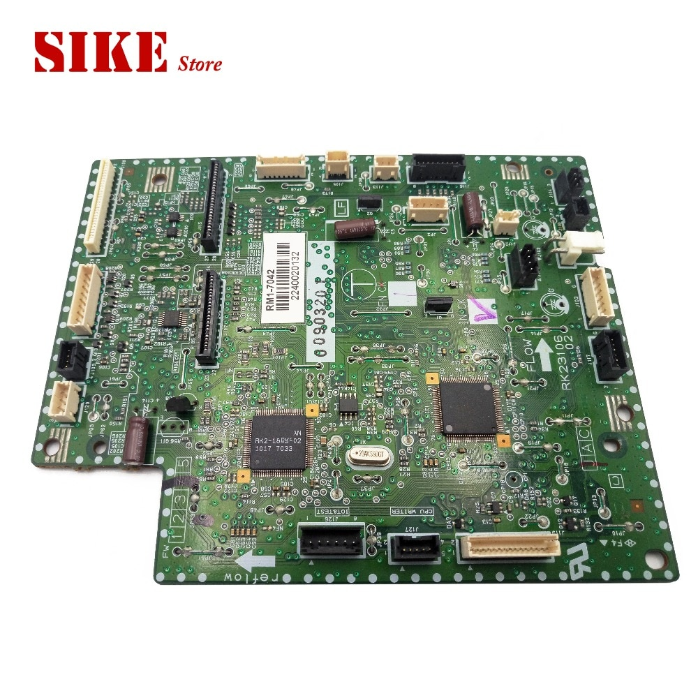 Placa de Controle Uso para hp Cp1525nw 1525 1525n Hp1525 Placa Controlador Rm1-7041 Rm1-7042 dc pc Cp1525n