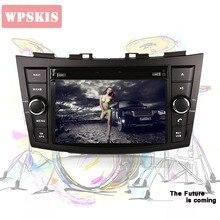 Coche Unidad de pc media unidad de entretenimiento gps nav audio/v con sistema android 9,0 px5 para Suzuki Swift 2011 WIFI rds BT 4G mapas
