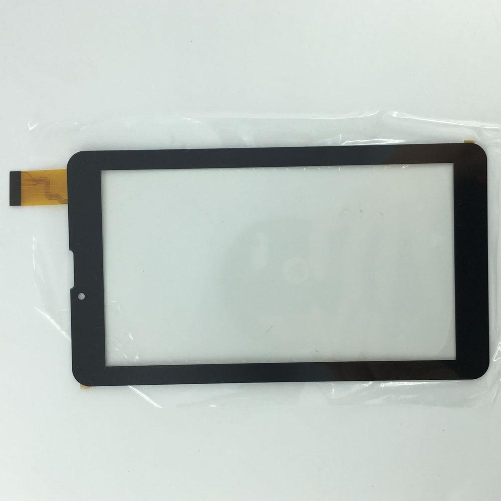 7 pulgadas para HAIER G700 E701G-B E700G-B 3G tablet pc pantalla táctil externa pantalla capacitiva Pantalla de Cristal de panel plano pantalla táctil con sensor