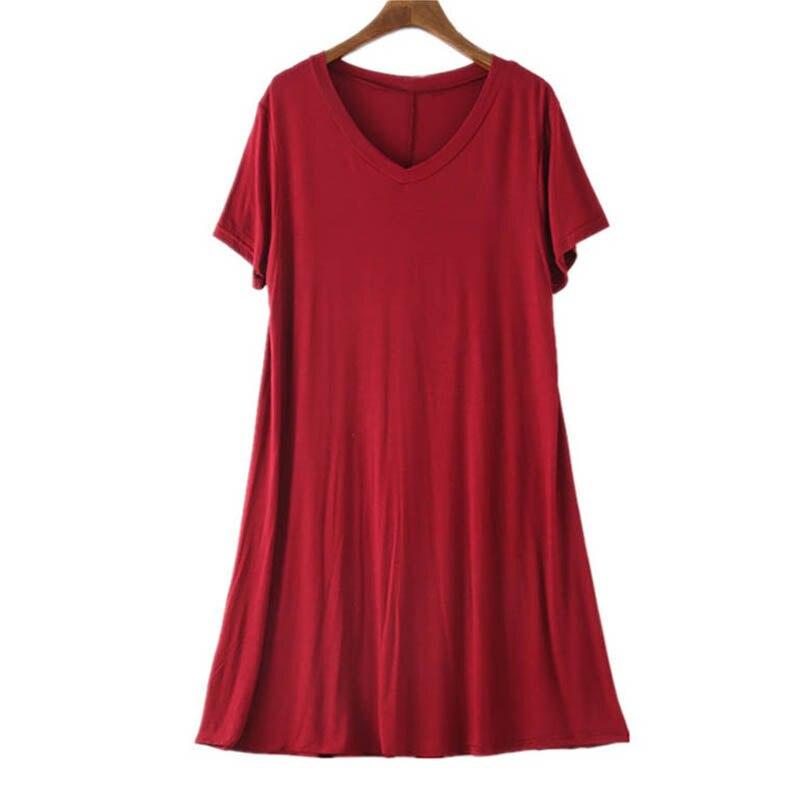 Summer dress women plus size bust 110-135cm 7XL 8XL dress women black gray red pink white purple 10 colors