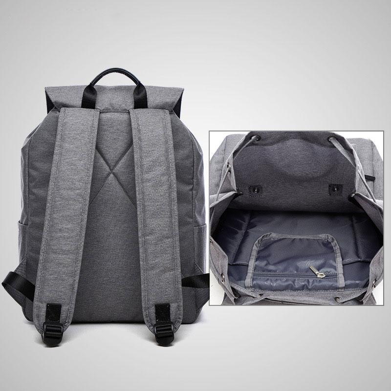 Sac à dos pour ordinateur portable en toile pour 13.3 Lenovo Xiaoxin Air 13 Pro sac à dos ordinateur école sacs à dos voyage sacs à dos imperméables