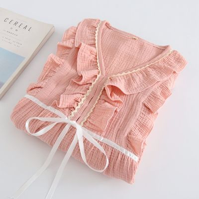 2021 Autumn Winter Nursing Pajamas Maternity Robe Set for Pregnant Women Maternity Pajamas Sleepwear 2pcs ets pyjamas autumn enlarge
