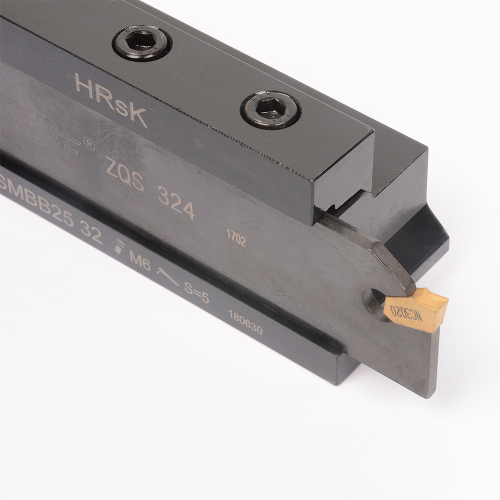 SMBB3225 Grooving Holder Off the Cutter Bar Cutting Turning Tools Rod ZQS 324 CNC Holder FOR SP400 NC3020 enlarge