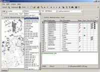 Landini 7.3 Galileo electronic spare parts identification catalog