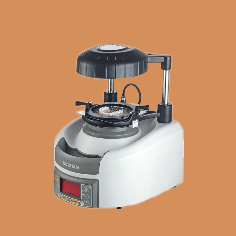 Automatic Dental Vacuum Former Forming Machine Vacuum Former Machine with Steel Balls Lab Equipment and plastic forming sheet