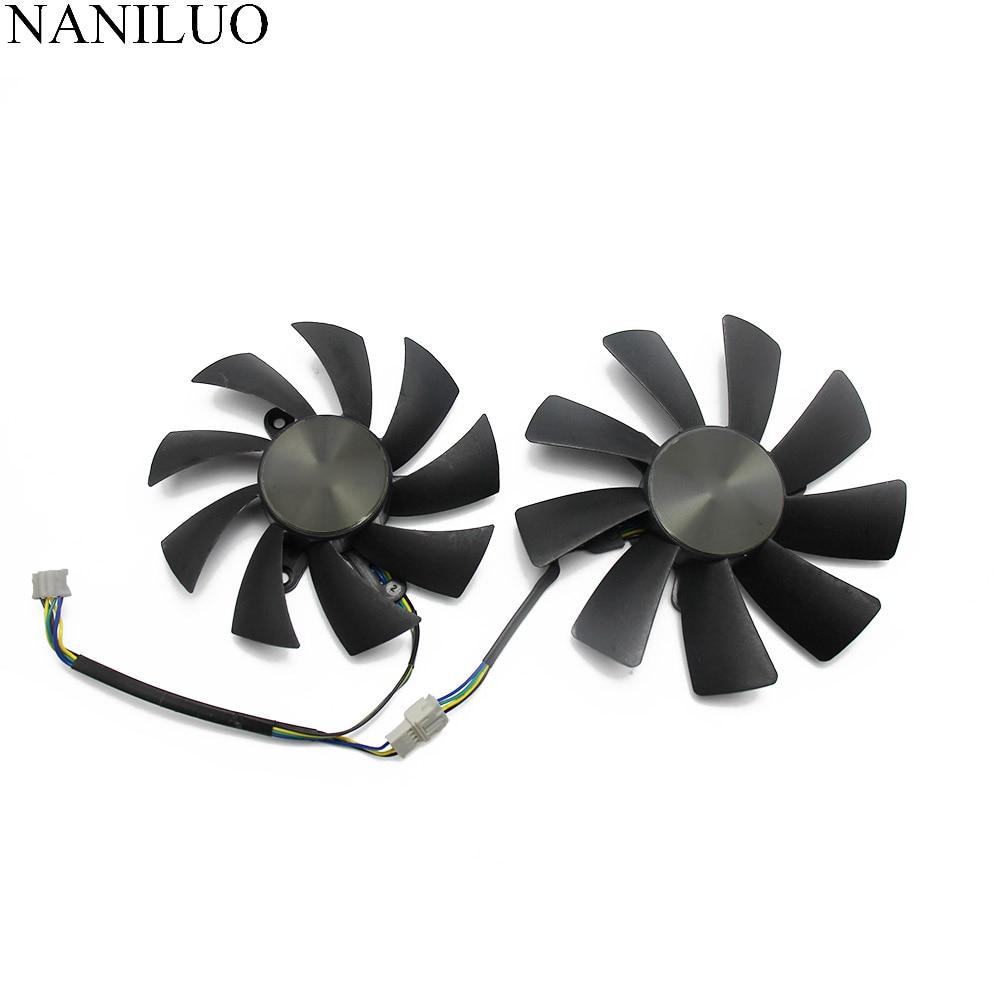 100mm gaa8s2h gaa8s2u gtx1070ti mini 4pin cooler fan for zotac geforce gtx 1080 gtx 1070 ti mini gtx 1060 amp edition card fan 87MM GA92B2U 100MM GAA8S2H GAA8B2U 4Pin Cooler Fan For ZOTAC GTX 1060 1070 Ti MINI HA 1080 Ti MINI Dual Graphic Card Cooling Fan