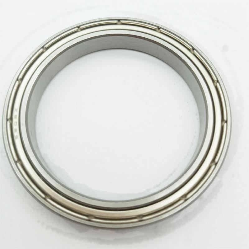 1 pcs SHLNZB bearing 6912 61912  6912ZZ   61912ZZ 61912-2Z 6912-2Z P5 Size:60*85*13mm  Deep Groove ball bearing