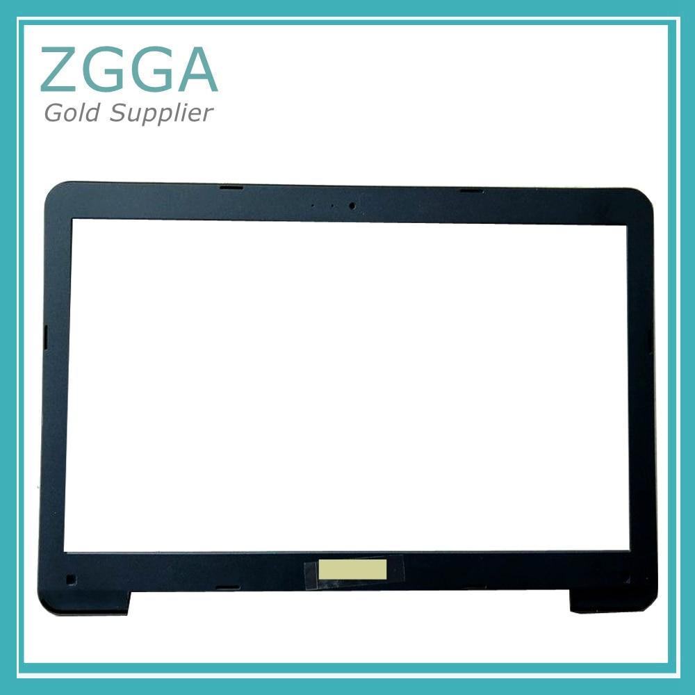 Para ASUS A555 X555 K555 F555 W519L VM590L VM510 portátil LCD Front Bezel carcasa de pantalla cubierta de Marco