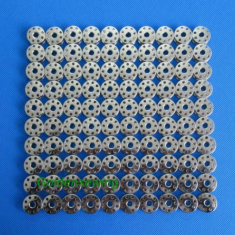 100 INDUSTRIAL SEWING MACHINE BOBBINS #40264 for JUKI DDL-8500 8700 5550 8300