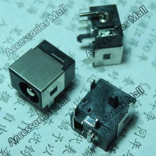 Conector Jack DC Para ASUS UL30 UL30A UL30VT UL30JT N10 N10J N71N N10E N71VN N71VG N71JA N71JV N53JF N53JQ N53S N53SN N53SV