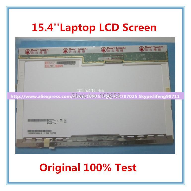 15.4 محمول LCD شاشة LED ل LP154W01 B154EW02 V.2 B154EW01 V.4 B154EW08 LP154WX4-TLB4